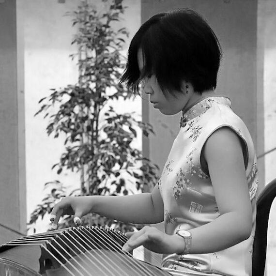 Joueuse de Cithare (2008)