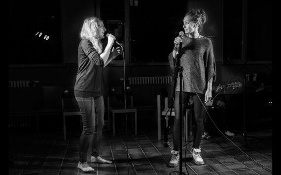 Deux chanteuses (Virton 2018)